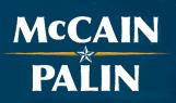 McCain/Palin!
